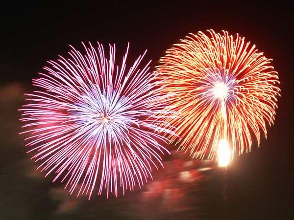 今年の夏の花火大会は7月21日開催いたします!