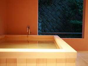 貸切風呂 椿 花