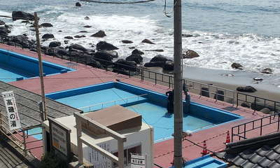 熱川温泉シーサイドプールのオープンは!