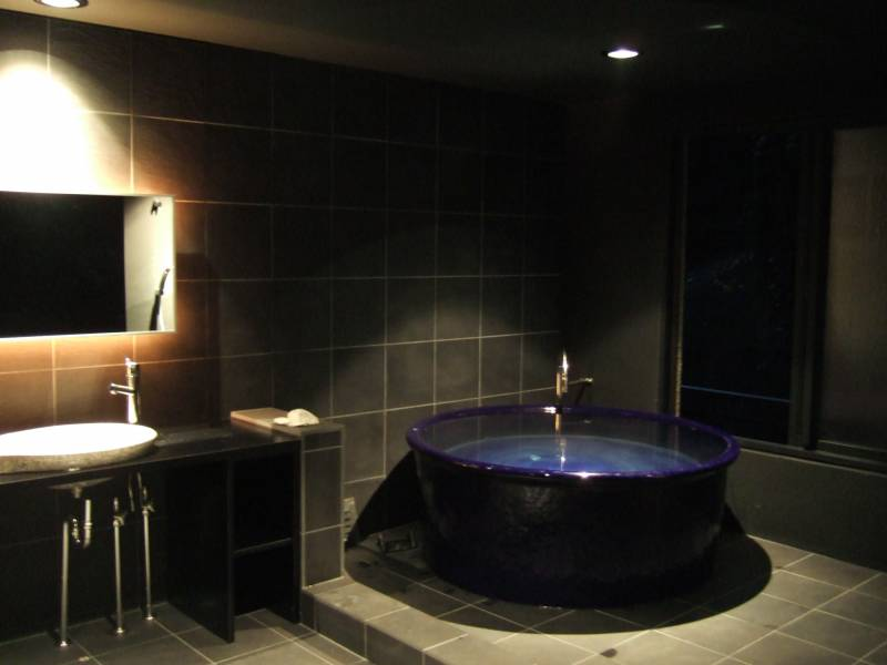 大人気!貸切風呂「椿」のひとつ「種」はこちら!