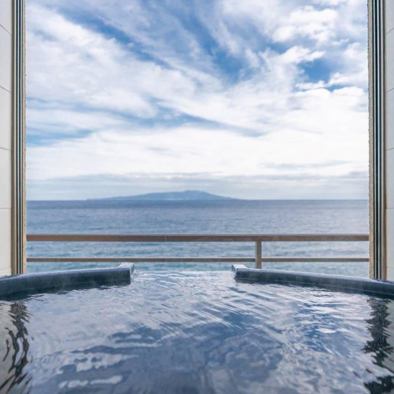やはり露天風呂付客室空室と部屋食の組み合わせは大人気!