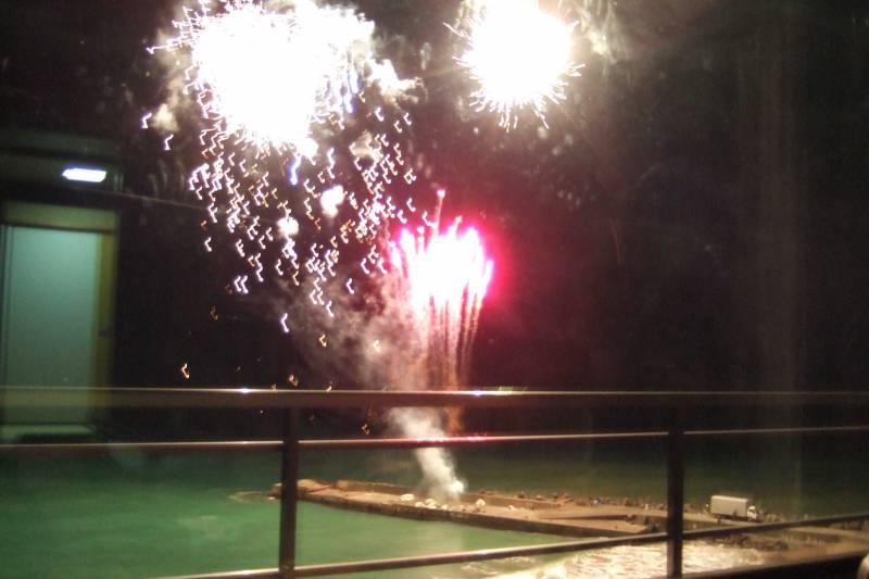 10月30日カップルで温泉旅♪ついでに花火鑑賞など如何?